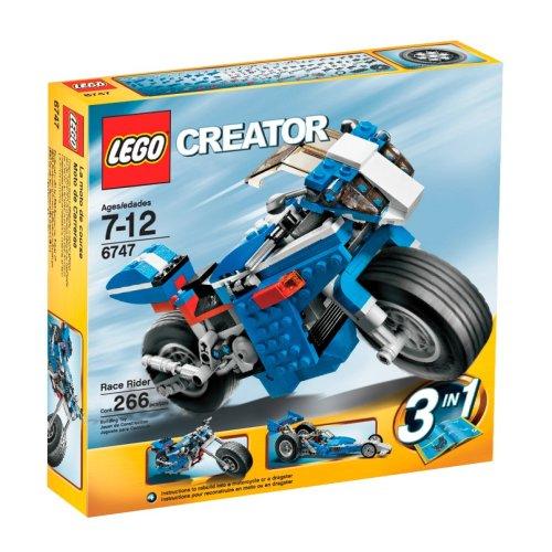レゴ クリエイター 【送料無料】LEGO Creator Race Riderレゴ クリエイター
