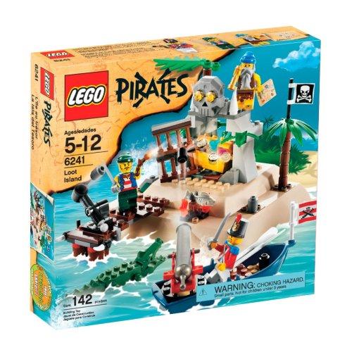 レゴ LEGO Pirates Loot Islandレゴ