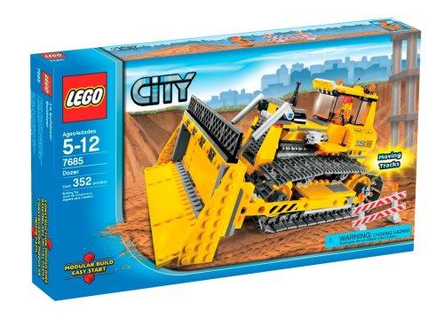 レゴ シティ LEGO LEGO シティ City シティ Dozer (7685)レゴ シティ, グンジヒロコの店:811309b4 --- gallery-rugdoll.com