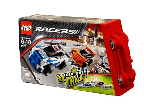 レゴ LEGO Racers Thunder Race Wayレゴ