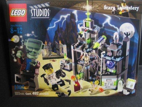 レゴ Lego Studios Scary Laboratory 1382レゴ