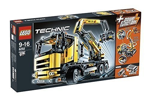 レゴ テクニックシリーズ 【送料無料】LEGO Technic 8292: Cherry Pickerレゴ テクニックシリーズ