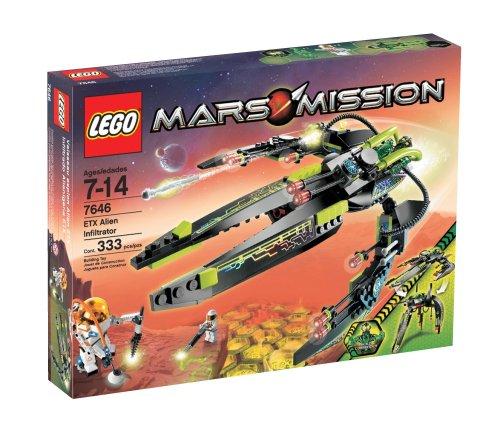 レゴ LEGO Mars Mission ETX Alien Infiltratorレゴ