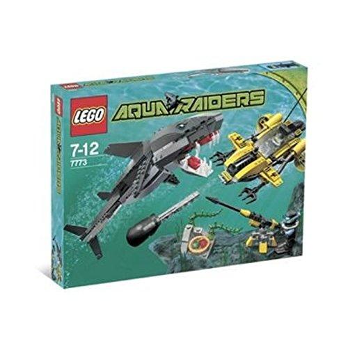 レゴ Lego Aqua Raiders 7773 - Tiger Shark Attack (339 Pieces)レゴ