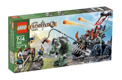 レゴ LEGO Castle Troll Assault Wagonレゴ