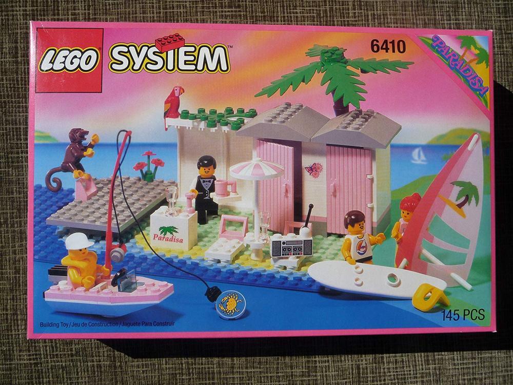 レゴ LEGO Paradisa 6410 Cabana Beachレゴ