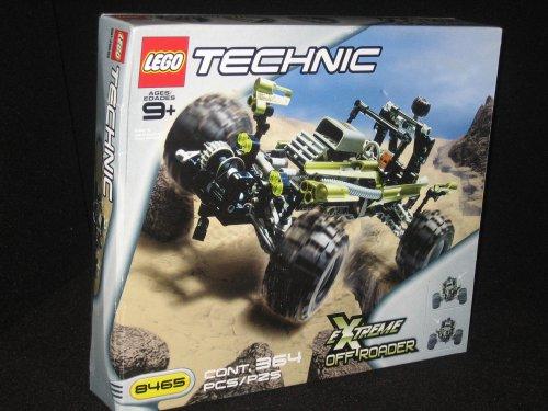 レゴ テクニックシリーズ LEGO Technic 8465 Extreme Off Roaderレゴ テクニックシリーズ