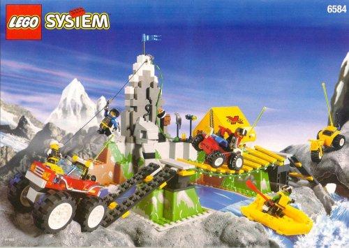 レゴ LEGO 6584 Extreme Team Challengeレゴ