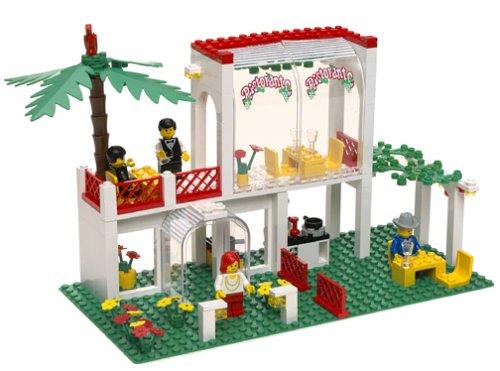 レゴ LEGO Legend 10037 Breezeway Cafe (Reissue of Town 6376)レゴ