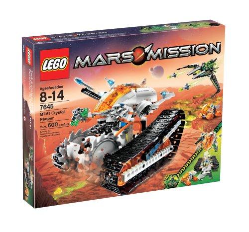 レゴ LEGO Mars Mission MT-61 Crystal Reaperレゴ