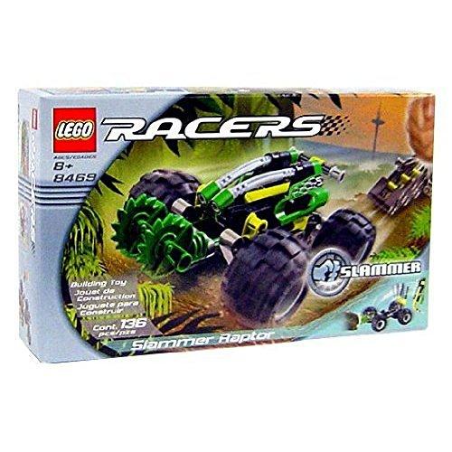 レゴ Legos Racers- Slammer Raptorレゴ