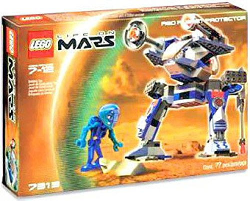 レゴ 【送料無料】Lego Life on Mars Red Planet Protectorレゴ