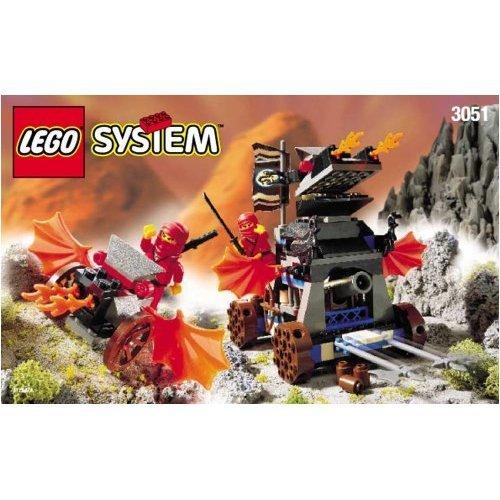 レゴ LEGO Blaze Attack (3051)レゴ