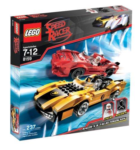 レゴ LEGO Racers: Racer X & Taejo Togokahnレゴ