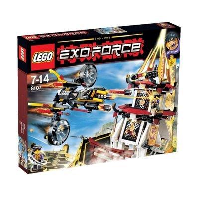 レゴ LEGO Exo-Force Sentai Golden Towerレゴ