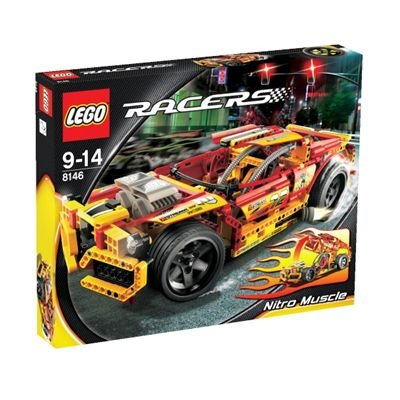 レゴ LEGO Racers Set #8146 Nitro Muscleレゴ