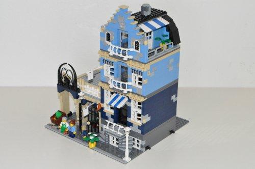 レゴ LEGO Factory: Custom Design Your Own Model - Market Streetレゴ