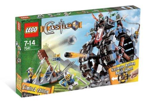レゴ Lego Castle Exclusive Limited Edition Set #7041 Troll Battle Wheelレゴ