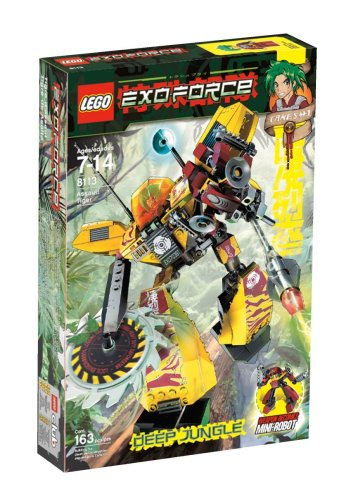 レゴ LEGO EXO-FORCE8482; Assault Tigerレゴ