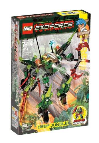 レゴ LEGO EXO-FORCE8482; Chameleon Hunterレゴ