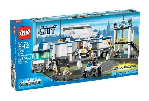 レゴ シティ LEGO City Police Command Center 7743レゴ シティ