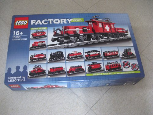 レゴ 【送料無料】LEGO 10183 Custom Factory Hobby Trainレゴ
