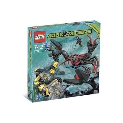 レゴ LEGO Aqua Raiders - Lobster Strikeレゴ