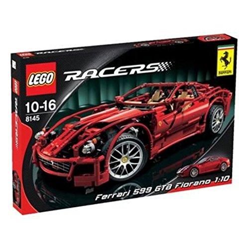 レゴ LEGO Racers: Ferrari 599 GTB Fiorano (8145)レゴ