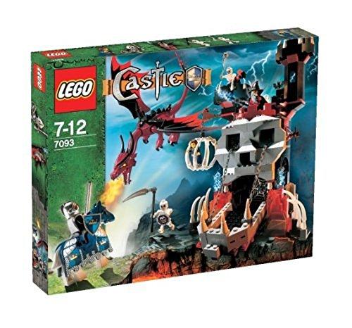 レゴ Lego Castle Skeleton Tower (7093)レゴ