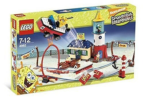 レゴ 【送料無料】LEGO Spongebob Squarepants 4982: Mrs Puff's Boating School [Toy]レゴ