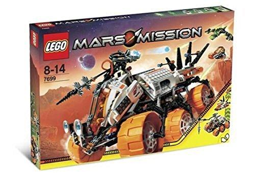 レゴ Lego Mars Mission Set #7699 MT-101 Armored Drilling Unitレゴ