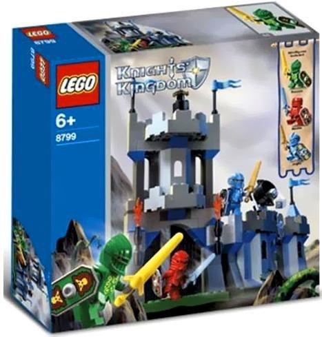 レゴ LEGO Knights Kingdom Knight's Castle Wall Set #8799レゴ