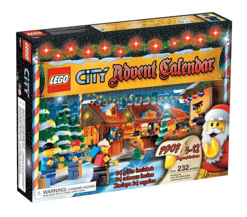 レゴ シティ 【送料無料】LEGO City Advent Calendar (7907) (Discontinued by Manufacturer)レゴ シティ