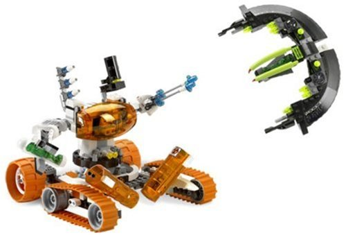 レゴ LEGO Mars Mission MT-51 Claw-Tank Ambushレゴ