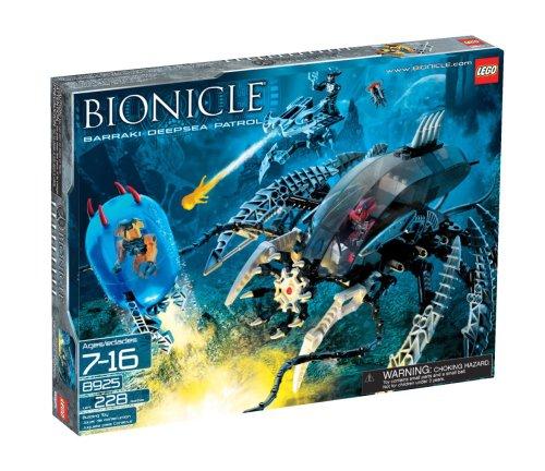 レゴ バイオニクル LEGO BIONICLE Barraki Deepsea Patrolレゴ バイオニクル