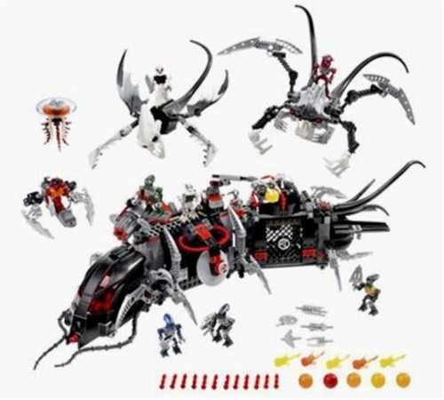 レゴ バイオニクル LEGO Bionicle TOA Terrain Crawlerレゴ バイオニクル