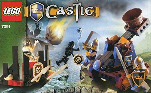 レゴ LEGO Knight's Catapult Defenseレゴ