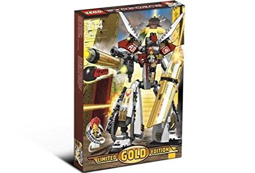 レゴ LEGO Exo Force Set Limited Gold Edition #7144 Golden Guardianレゴ