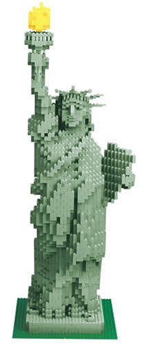 レゴ Lego 3450 Statue of Liberty Sculpture 2882 Piecesレゴ