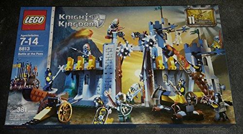 レゴ LEGO Knights Kingdom Battle At The Pass Set #8813レゴ