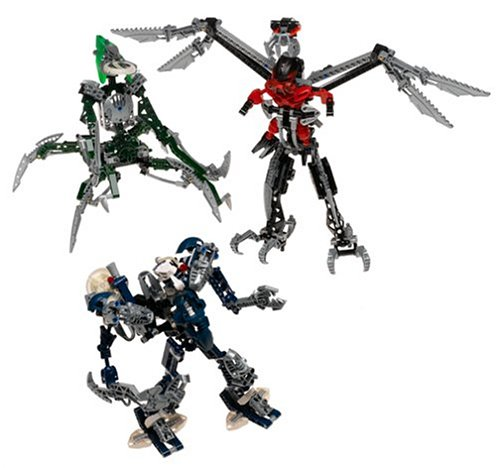 レゴ バイオニクル Lego Stories & Themes Bionicle Vahko: Ultimate Dumerator (10202)レゴ バイオニクル