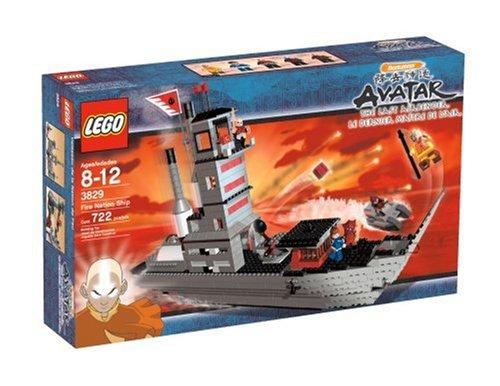 レゴ LEGO Avatar Fire Nation Shipレゴ