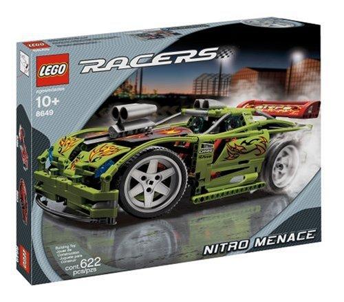 レゴ 【送料無料】LEGO Racers Nitro Menaceレゴ
