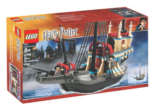レゴ LEGO Harry Potter - The Durmstrang Shipレゴ