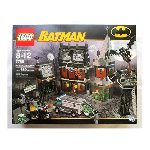 レゴ スーパーヒーローズ マーベル DCコミックス スーパーヒーローガールズ 【送料無料】LEGO Batman Arkham Asylum 7785レゴ スーパーヒーローズ マーベル DCコミックス スーパーヒーローガールズ