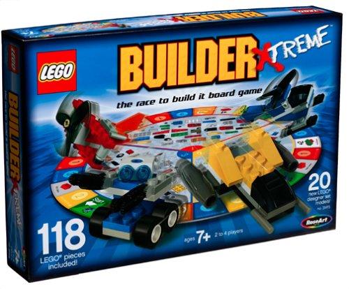 レゴ LEGO Builder Xtreme 118 Piecesレゴ