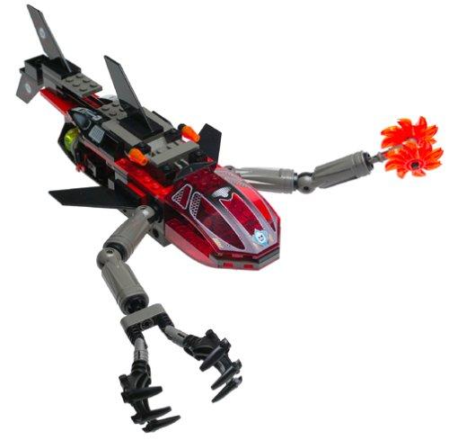 レゴ Lego Alpha Team, Mission Deep Sea, Ogel Shark Assault Sub, 111 Pieces, 4793レゴ