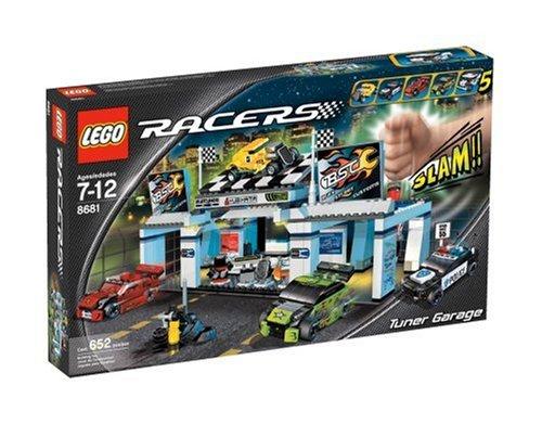 レゴ LEGO Racers Tuner Garageレゴ