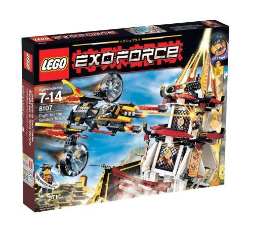 レゴ LEGO Exoforce Fight for the Golden Towerレゴ