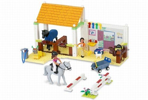 レゴ Lego - Riding School - Belvilleレゴ